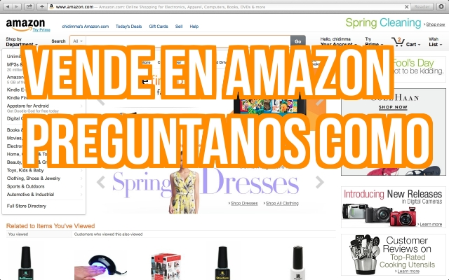 Vende en Amazon | Sell on Amazon - Los Angeles, CA | Roman Rivera Services